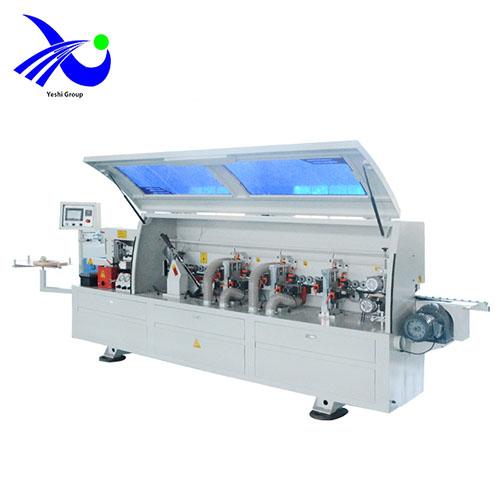 automatic pvc mdf edge banding machine